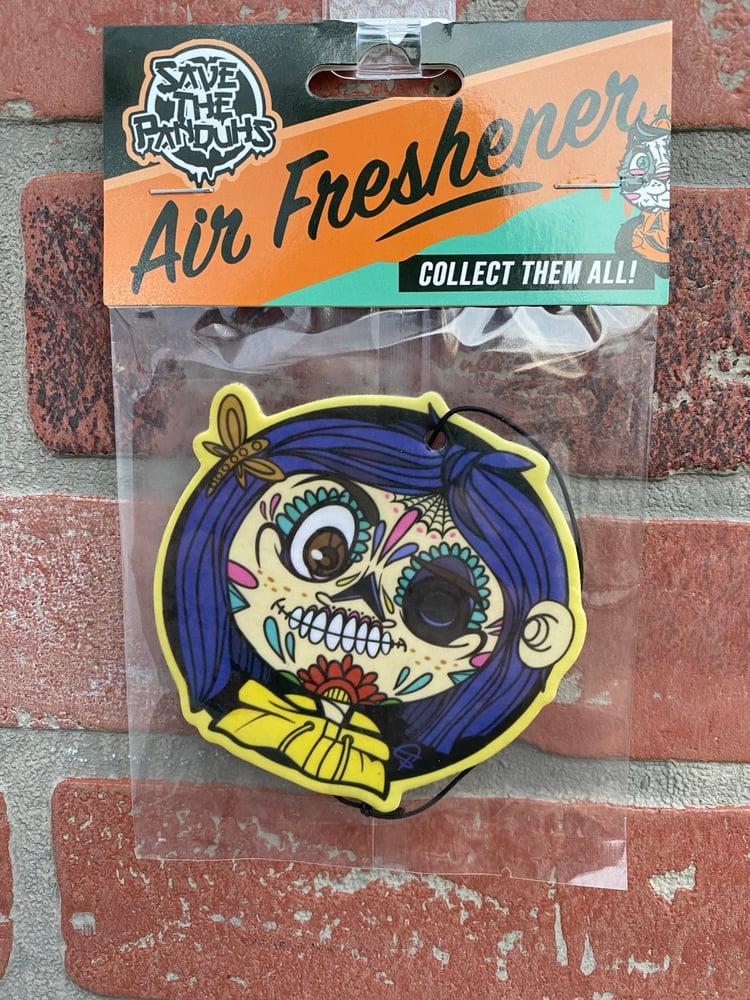Image of Coraline DOTD Air Freshener