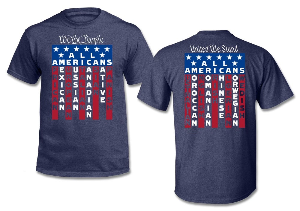Image of *ALL* Americans T-Shirt