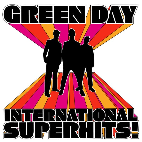 Image of Green Day - International Superhits LP