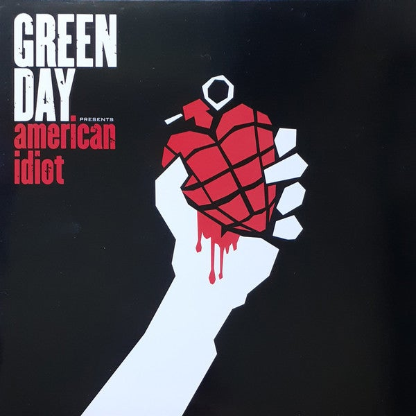 Image of Green Day - American Idiot 2xLP