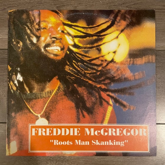 Image of Freddie McGregor - Roots Man Skanking Vinyl LP