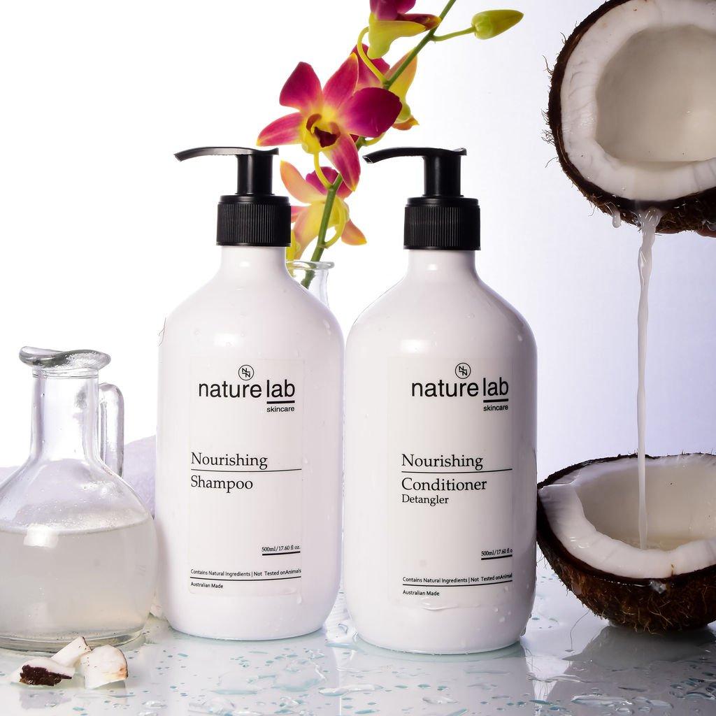 Image of Nourishing Shampoo - 500 ml