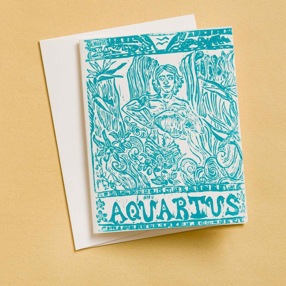 Image of Zodiac Birthday Cards