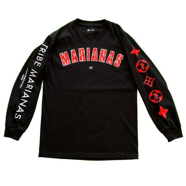 Image of The Mono (Long Sleeve, Black)