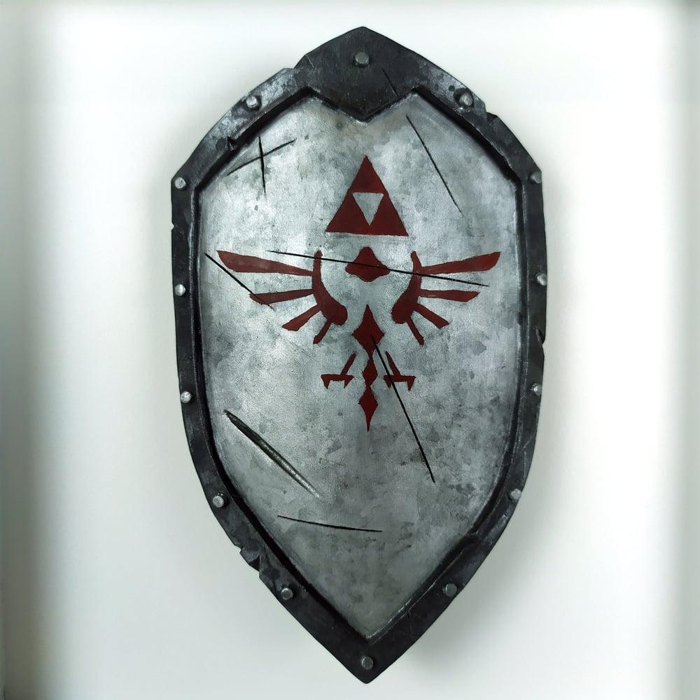 Shields Zelda Breath Of The Wild - Knight's Shield