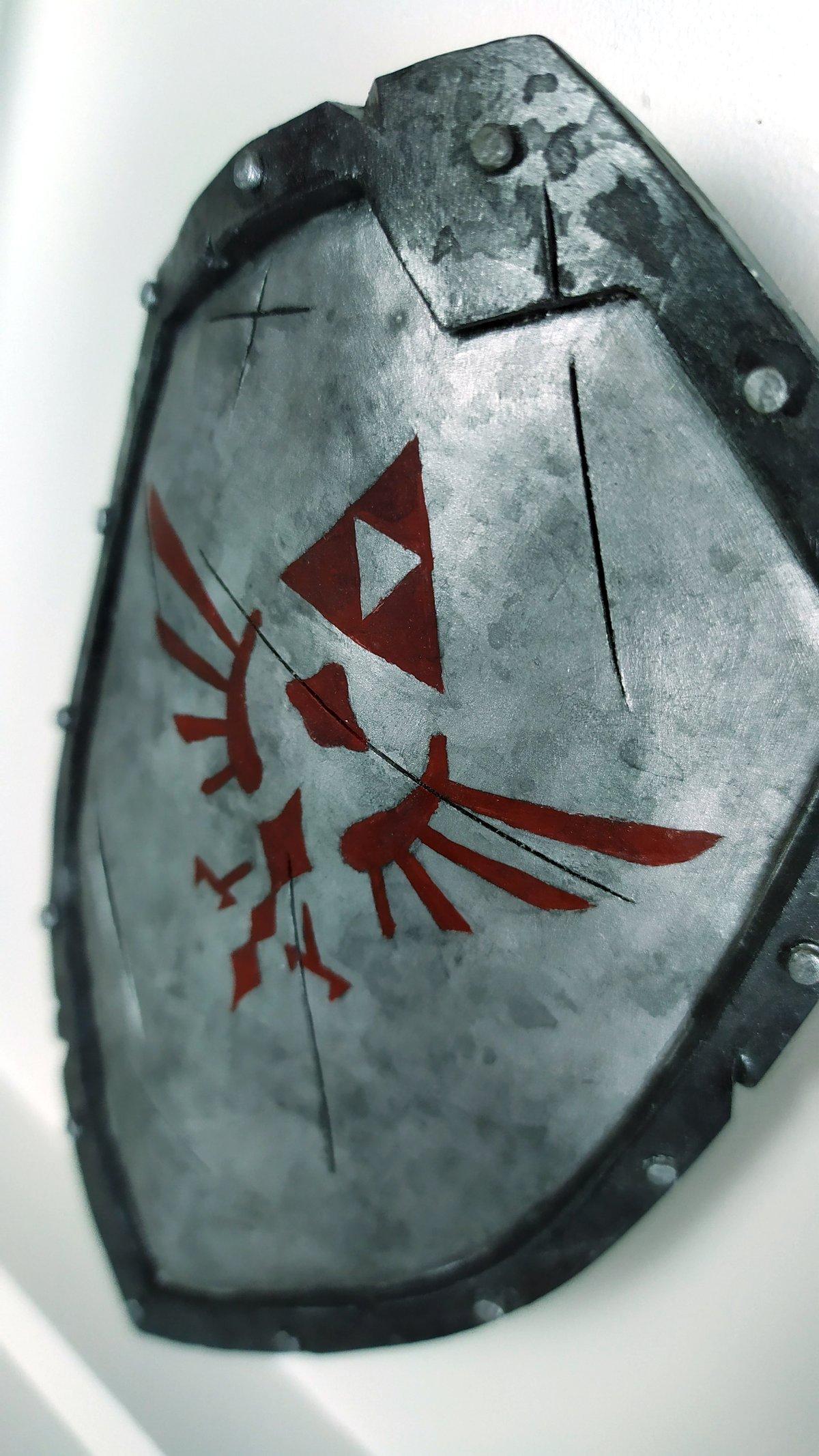 Image of Shields Zelda Breath Of The Wild - Knight's Shield