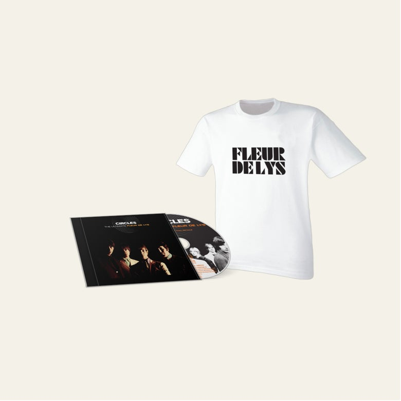 Image of Fleur De Lys 'Circles - The Ultimate Fleur De Lys' (CD + T-shirt)