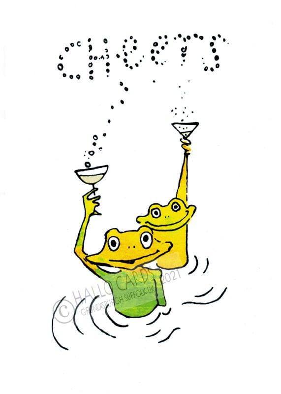 Image of Pond- Life Celebrations