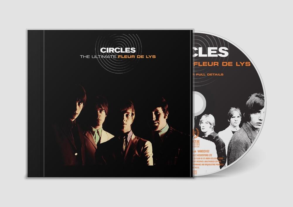 Image of Fleur De Lys 'Circles - The Ultimate Fleur De Lys' (CD)