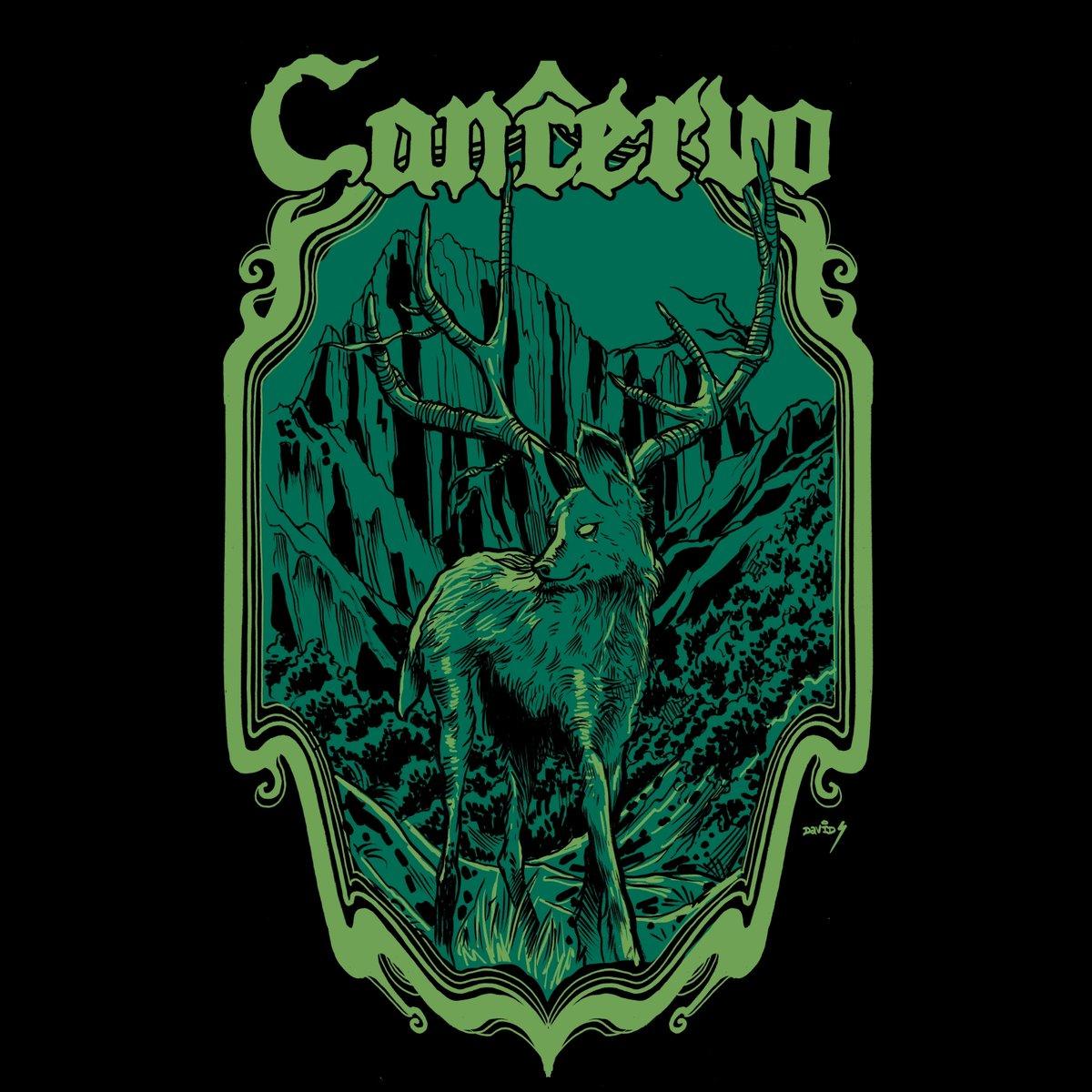 Image of Cancervo - 1 LTD Green Vinyl