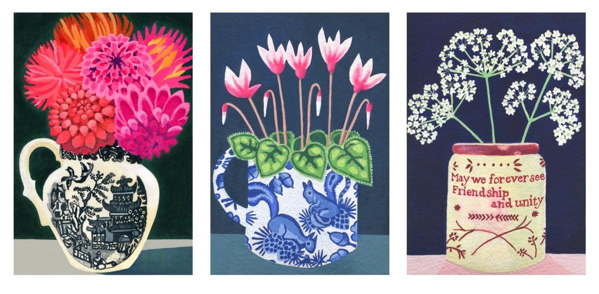 Bold & Bright - Set of 3 Prints