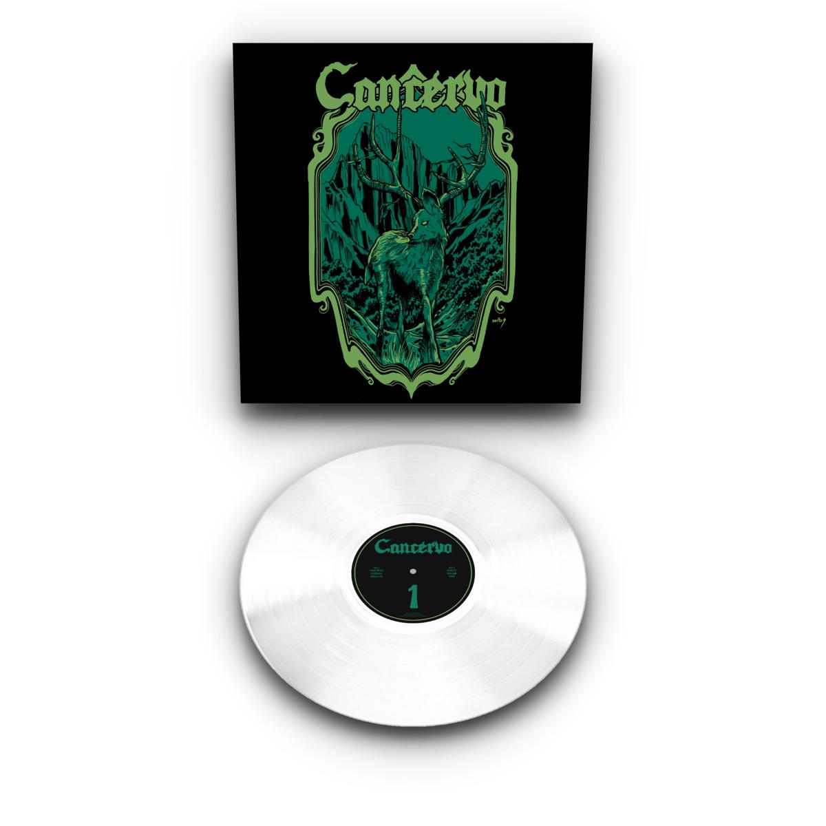 Image of Cancervo - 1  LTD Transparent Vinyl