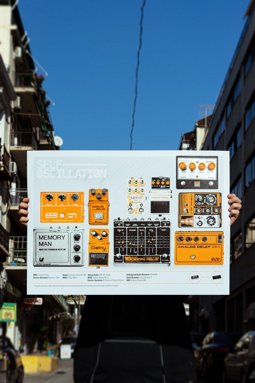 Image of Self Oscillation Poster