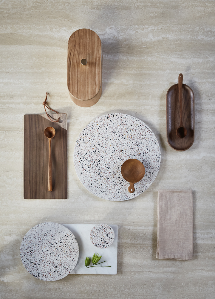 Image of Terrazzo serving tray