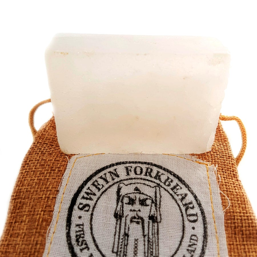 Image of Alum Block with a Travel Bag