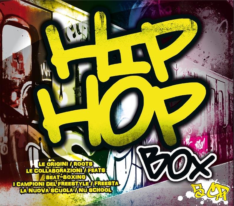 ATL1000-2 // HIP HOP BOX (COFANETTO 5 CD)