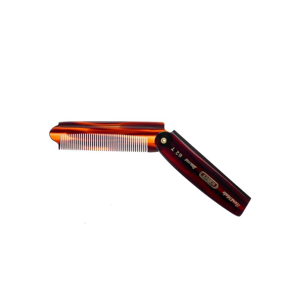 Image of Folding Pocket Comb Large 90mm