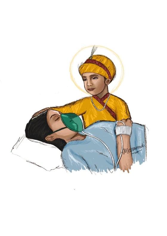 Image of Rogi Ka Prabh Khando Rog