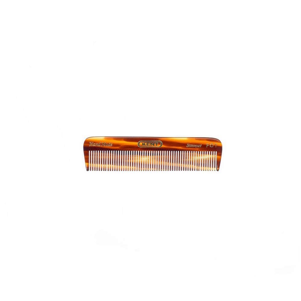 Image of Handmade 112mm Pocket Comb Fine Hair