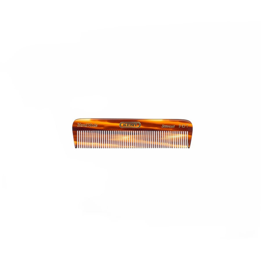 Image of Handmade 112mm Pocket Comb Fine Hair