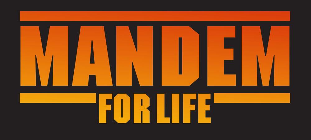 Image of MANDEM FOR LIFE HOODIE