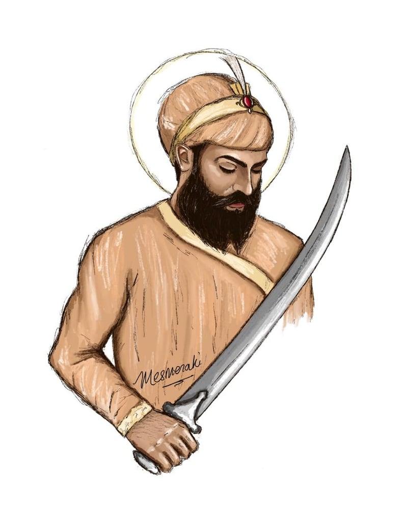 Image of Dhan Dhan Shri Guru Gobind Singh Ji