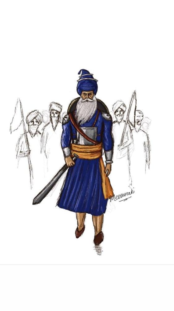 Image of Dhan Dhan Baba Deep Singh Ji