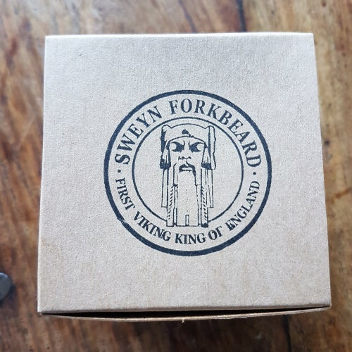 Image of Concrete Wooden Wick Candle Valhalla