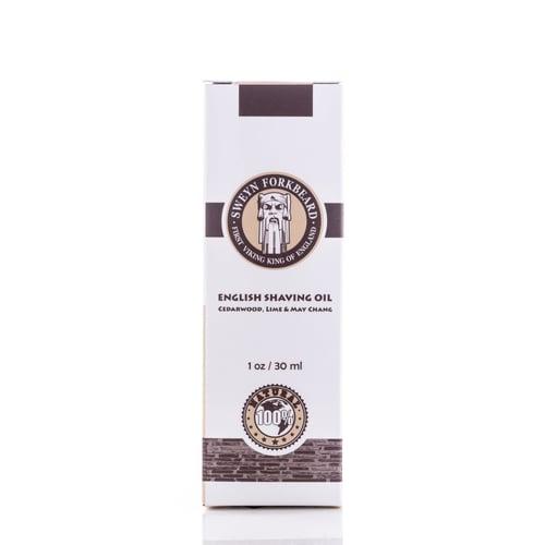 Image of English Shaving Oil 30ml