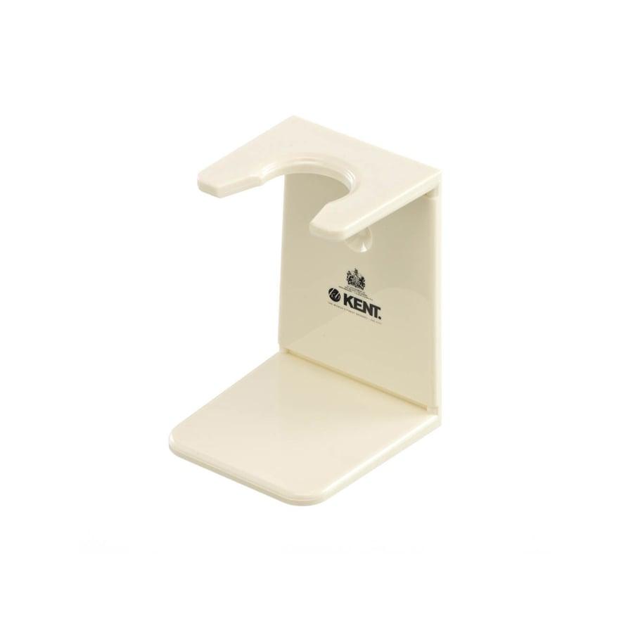 Image of Shaving Brush Stand White Ivory Small Neck