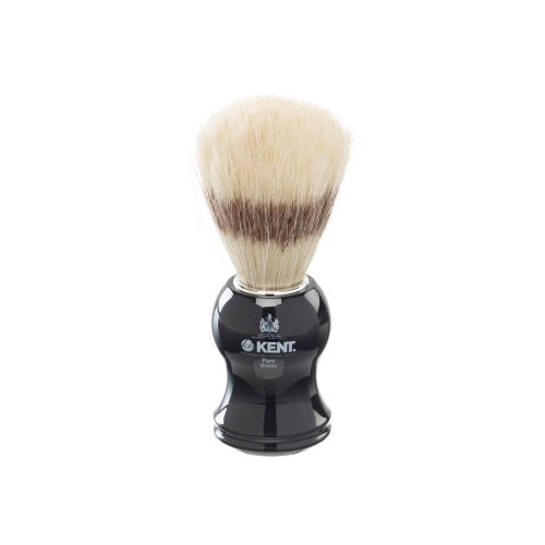 Image of Shaving Brush Stand Black Small Neck