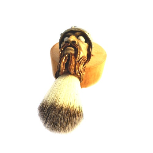Image of Shaving Brush Sweyn Forkbeard 1st. Viking King of England (Limited Edition)