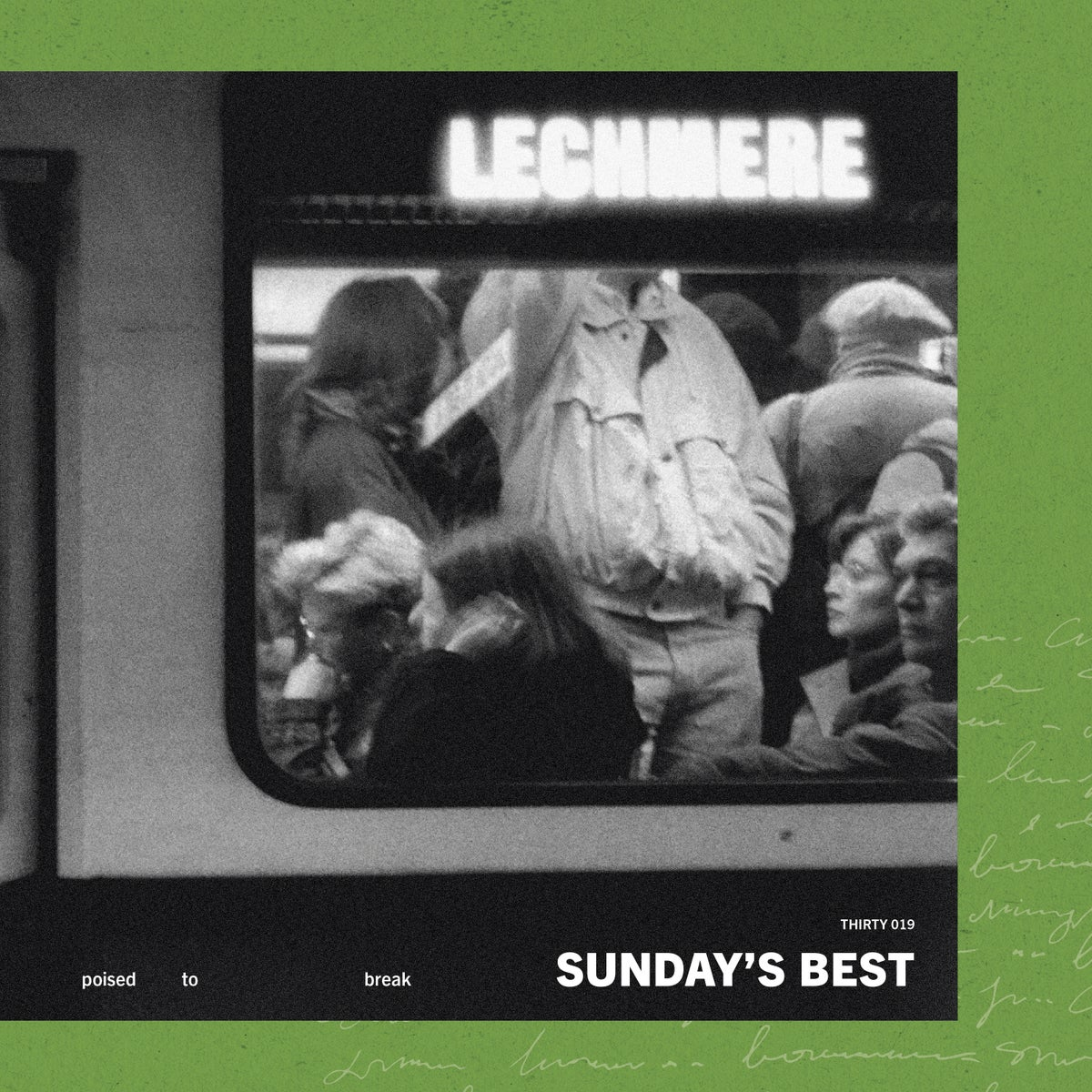 Image of Sunday´s Best - Poised To Break LP (PRE-ORDER)