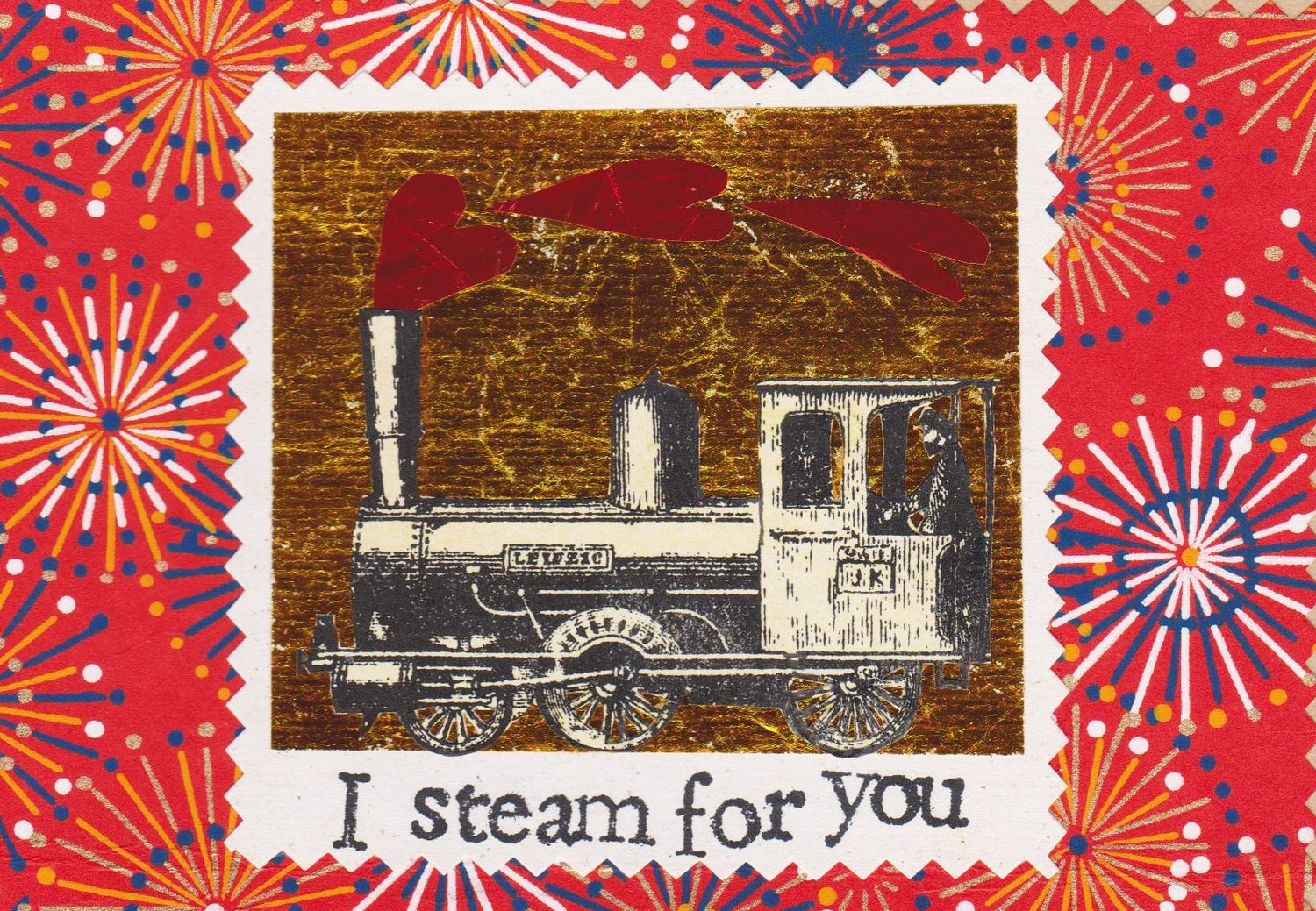 Image of I steam for you  #2042