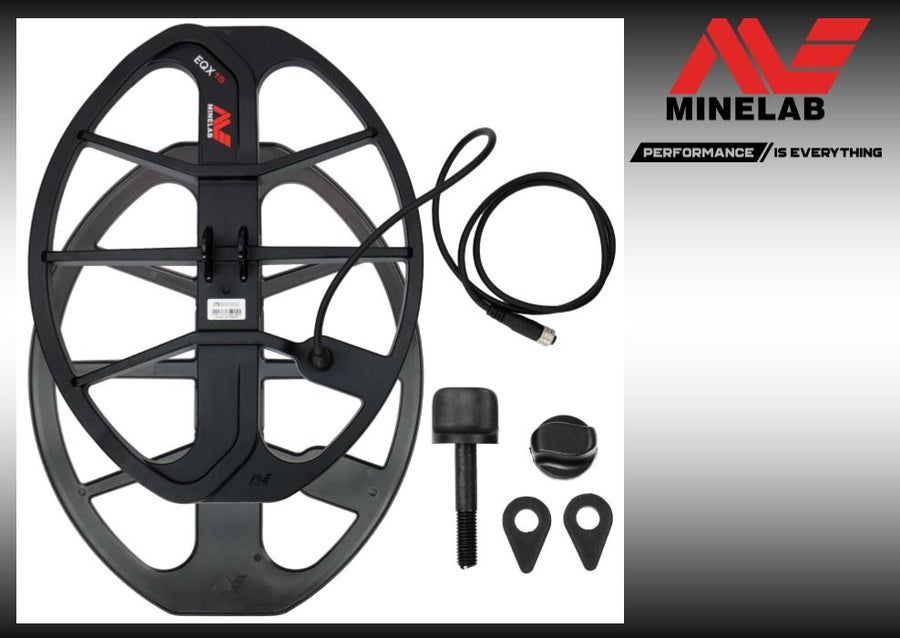 "Image of Minelab Equinox Elliptical 15"" Double - D Search Coil"