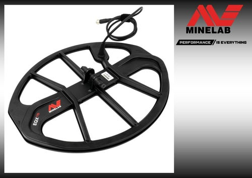 """Image of Minelab Equinox Elliptical 15"""" Double - D Search Coil"""