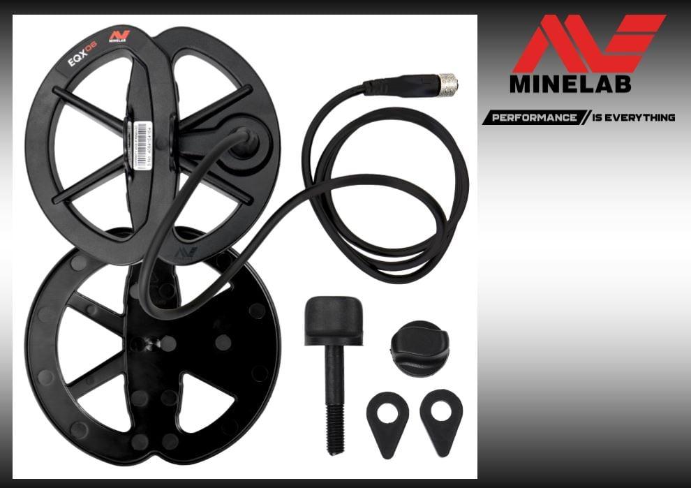 "Image of Minelab Equinox EQX06 Smart Coil 6"" DD"