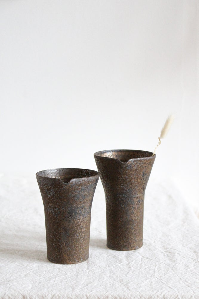 Image of SALE set of two carafes