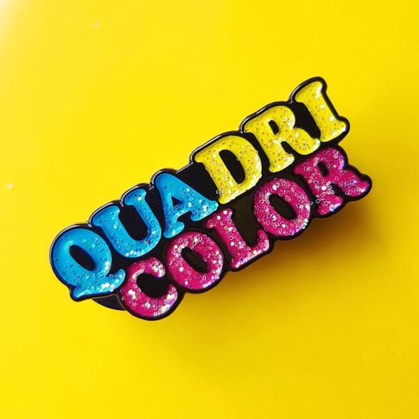 Image of quadricolor - pins