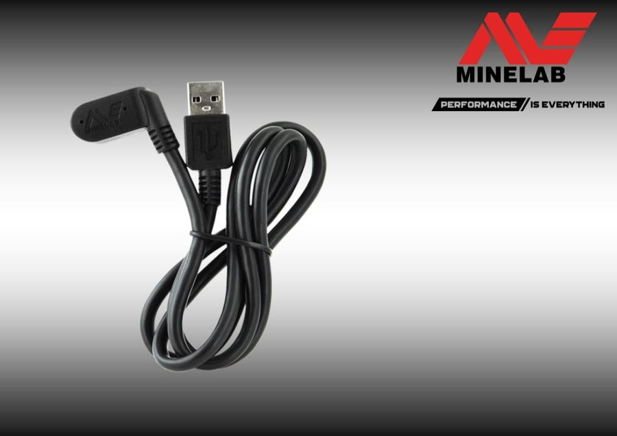 Image of Minelab Equinox Magnetic Charge Cable