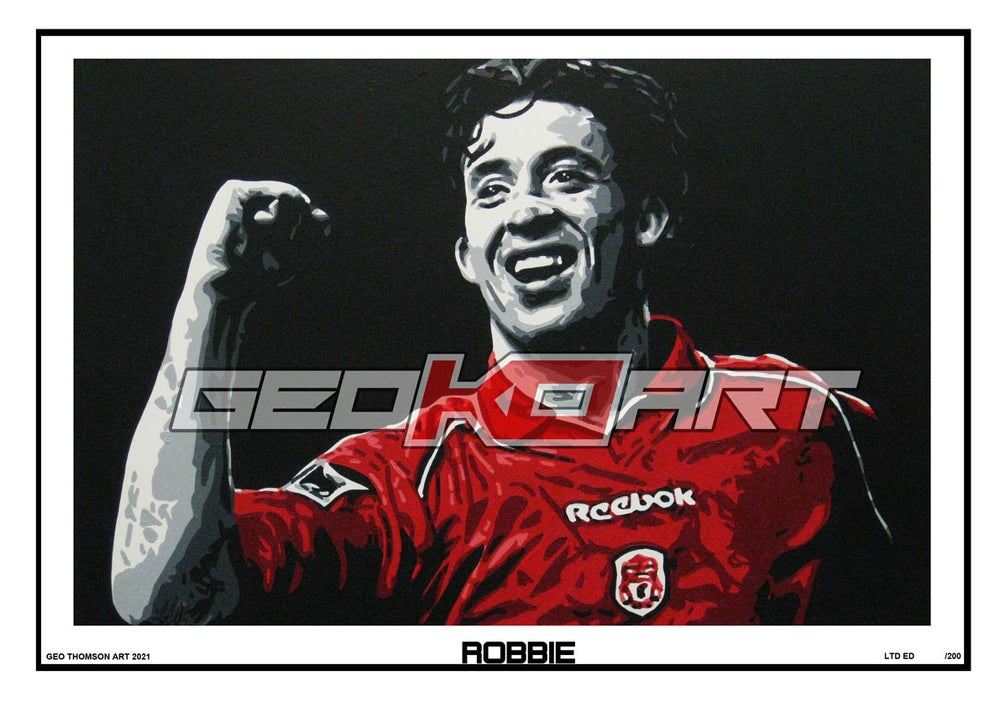 Image of ROBBIE FOWLER LIVERPOOL FC
