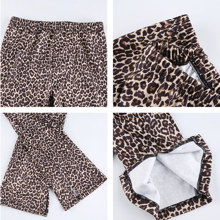Image of Nissa Leopard Pants