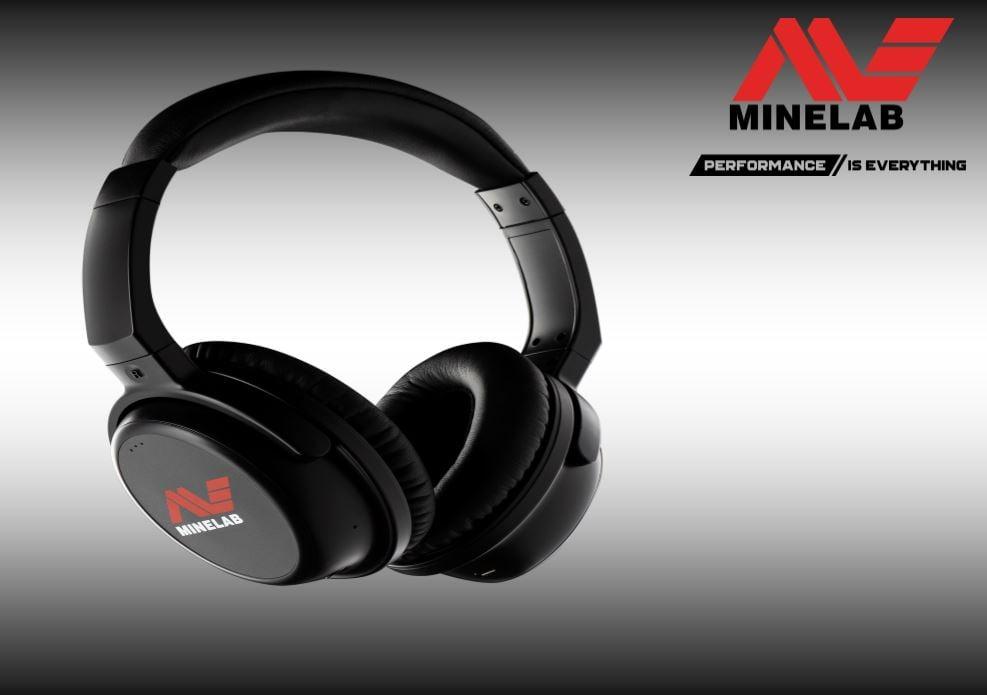 Image of Minelab Equinox Bluetooth Headphones