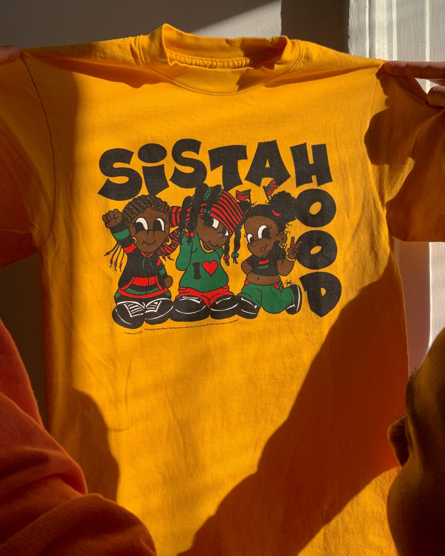 SISTAHOOD T-SHIRT