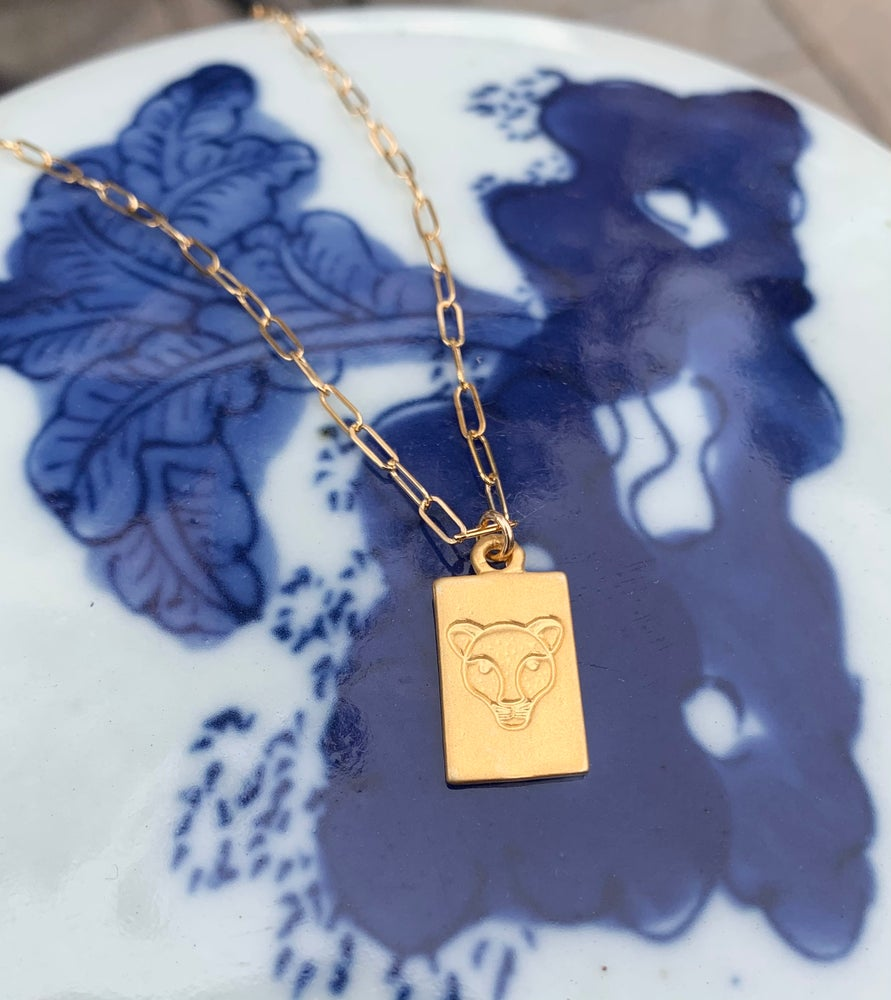 Image of Tiger Necklace