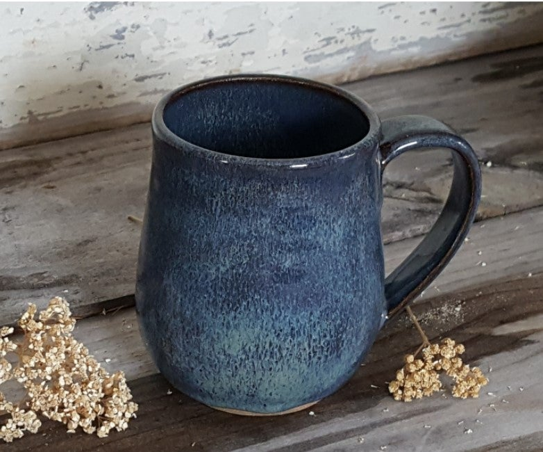Image of Everyday Brew Mug: Night Sky (Dark Blue)