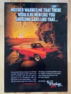 The Pixeleye - 1969 Dodge Super Bee Poster