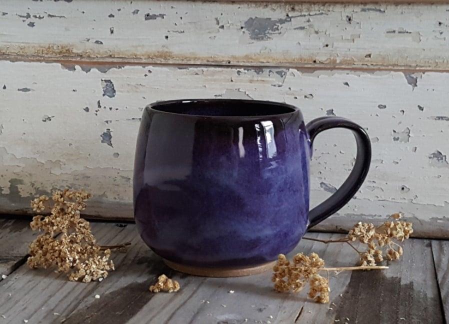 Image of Everyday Globe Mug: Huckleberry (Purple)