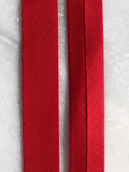 Image of Skråbånd - rød