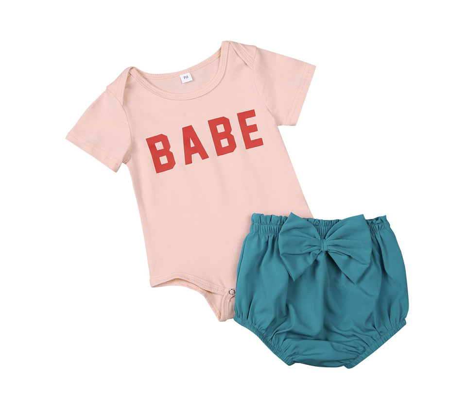 Babe Outfit